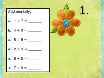 Everyday Math 4th grade Unit 1 Review