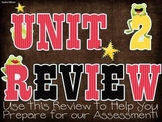 Everyday Math 4th grade Unit 2 Review