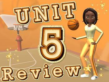 Everyday Math 4th grade Unit 5 Review