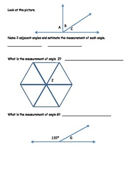 Everyday Math 5th Grade Unit 3 Review Quiz