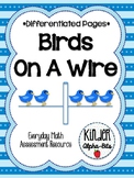 Everyday Math Birds On A Wire
