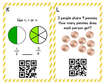 Everyday Math Chapter 8 Review Activity