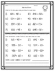 Everyday Math (EDM4) Grade 3 Unit 1 Practice Pages