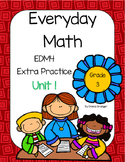 Everyday Math (EDM4) Grade 3 Unit 1 Practice Pages