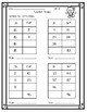 Everyday Math (EDM4) Grade 3 Unit 3 Practice Pages