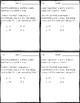 Everyday Math Exit Tickets: Grade 3 Unit 2