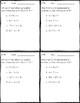 Everyday Math Exit Tickets: Grade 3 Unit 6
