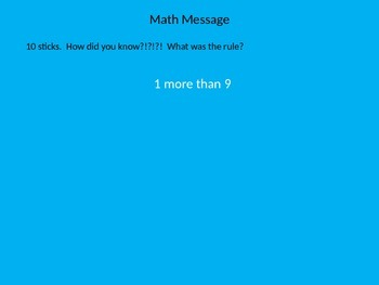 Everyday Math First Grade PowerPoint Lesson 5.12