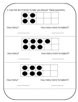 Everyday Math First Grade Unit 2 Review Packet