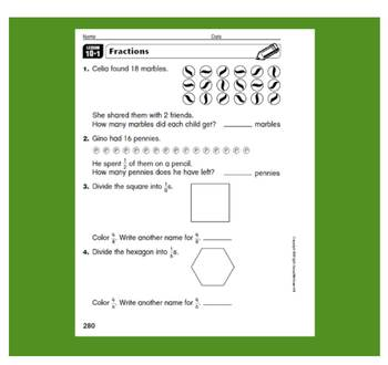 Everyday Math, Grade 1 – Lesson 10.1: Data Day - End-of-Year Heights