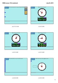 Everyday Math Grade 1 Lesson 10.2