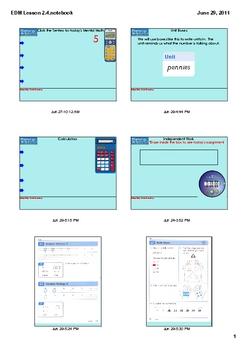Everyday Math Grade 1 Lesson 2.4