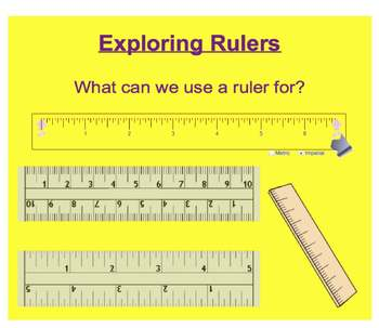 Everyday Math, Grade 1 – Lesson 2.7: Exploring Lengths, Straightedges & Dominoes