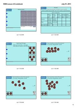 Everyday Math Grade 1 Lesson 2.9
