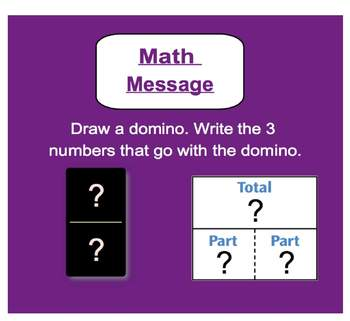 Everyday Math, Grade 1 – Lesson 4.11: Introducing Fact Power