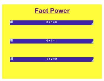 Everyday Math, Grade 1 – Lesson 4.12: Good Fact Habits