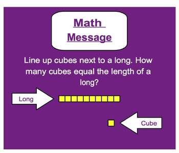 Everyday Math, Grade 1 – Lesson 5.1: Place Value - Tens and Ones