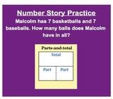Everyday Math, Grade 1 – Lesson 5.10: Turn-Around Facts