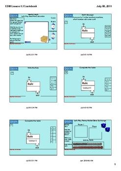 Everyday Math Grade 1 Lesson 5.13