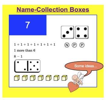 Everyday Math, Grade 1 – Lesson 6.2: Equivalent Names