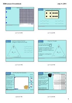 Everyday Math Grade 1 Lesson 6.4
