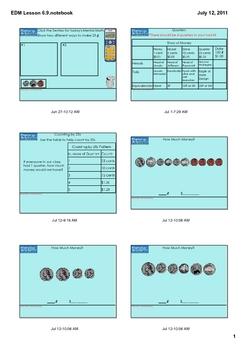 Everyday Math Grade 1 Lesson 6.9