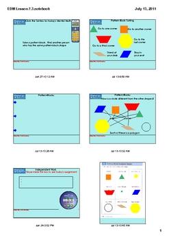Everyday Math Grade 1 Lesson 7.3