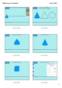 Everyday Math Grade 1 Lesson 7.6