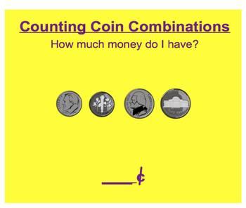Everyday Math, Grade 1 – Lesson 8.1: Money Review