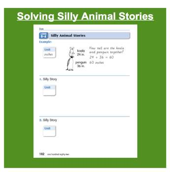 Everyday Math, Grade 1 – Lesson 9.4: Adding and Subtracting 2-Digit Numbers