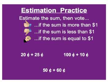 Everyday Math, Grade 1 – Lesson 9.8: Many Names for Fractional Parts