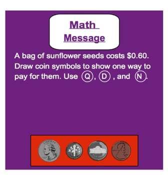 Everyday Math, Grade 1 - Unit 10 Lesson Pack