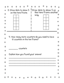 Everyday Math Grade 1 Unit 2 Practice Tests