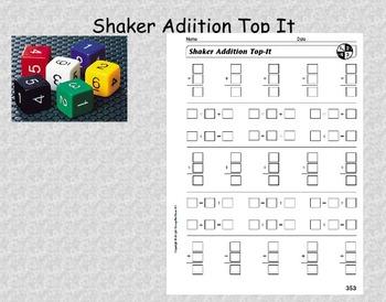 Everyday Math: Grade 1: Unit 4 Basic Facts Promethean Board Flipchart