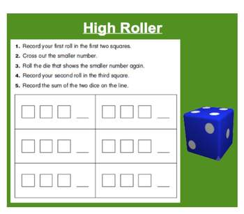 Everyday Math, Grade 1 - Unit 4 Lesson Pack