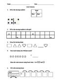 Everyday Math Grade 1-Unit 4 Review