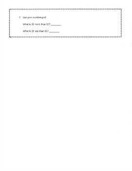 Everyday Math Grade 1 Unit 4 Review
