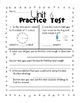 Everyday Math Grade 1 Unit 6 Practice Tests
