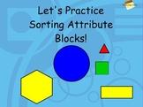 Everyday Math: Grade 1: Unit 7 Geometry & Attributes Promethean Board Flipchart