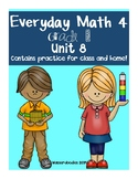 Everyday Math Grade 1 Unit 8 Practice Tests