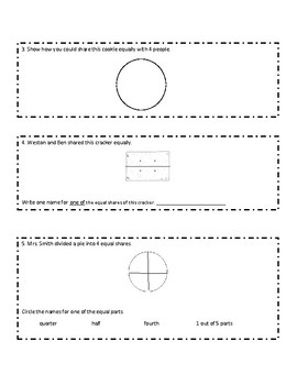 Everyday Math Grade 1 Unit 8 Review