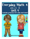 Everyday Math Grade 1 Unit 9 Practice Tests