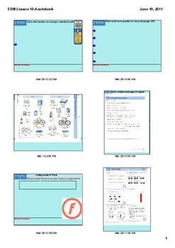 Everyday Math Grade 2 Lesson 10.4