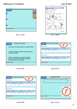 Everyday Math Grade 2 Lesson 11-1