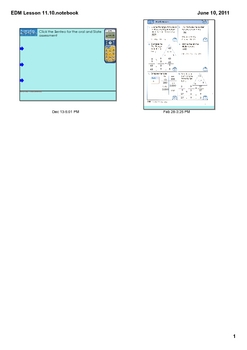 Everyday Math Grade 2 Lesson 11-10
