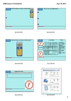 Everyday Math Grade 2 Lesson 11-4