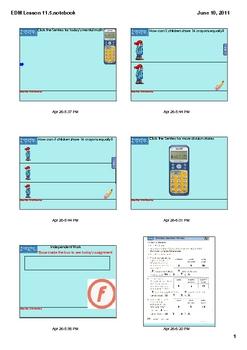 Everyday Math Grade 2 Lesson 11-5