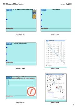 Everyday Math Grade 2 Lesson 11-7