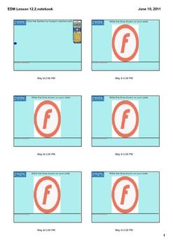 Everyday Math Grade 2 Lesson 12-2