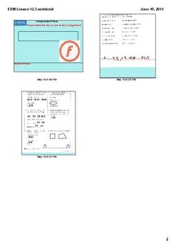 Everyday Math Grade 2 Lesson 12-3